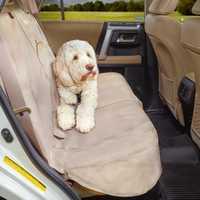 Kurgo Bench Seat Cover Hampton Sand Each Pet: Dog Category: Dog Supplies  Size: 1.2kg  Rich...