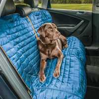 Kurgo Loft Bench Seat Cover Blue Charcoal Each Pet: Dog Category: Dog Supplies  Size: 0.9kg  Rich...