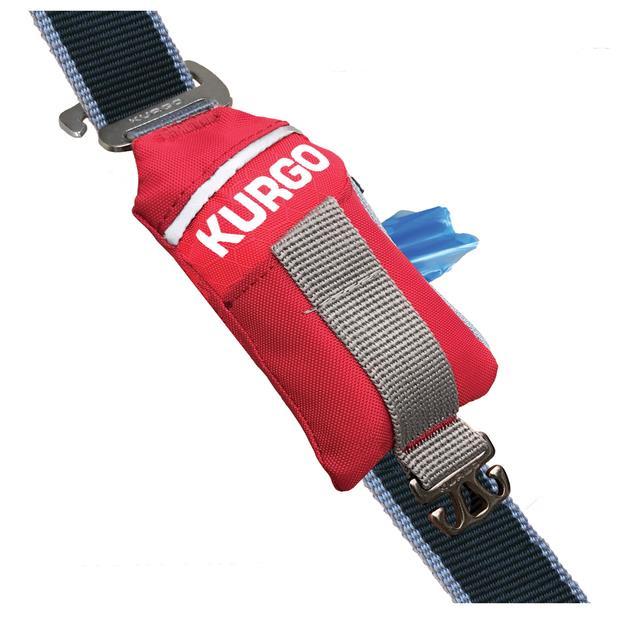 Kurgo Duty Bag Dog Poop Bag Dispenser Each Pet: Dog Category: Dog Supplies  Size: 0.1kg  Rich...