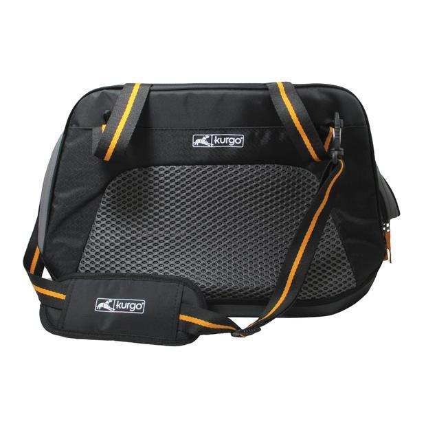 Kurgo Large Explorer Pet Carrier Black Each Pet: Dog Category: Dog Supplies  Size: 1.3kg  Rich...