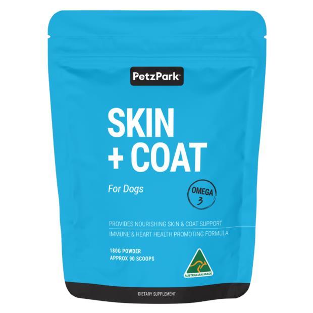 Petz Park Skin Coat 45 Scoops Pet: Dog Category: Dog Supplies  Size: 0.1kg  Rich Description: Petz Park...