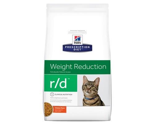 Hill's Prescription Diet Cat Food, R/D Feline Weight Loss-Low Calorie, 3.9kgThis weight loss cat food...