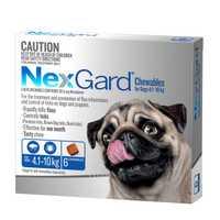 Nexgard Small 2 X 6 Pack Pet: Dog Category: Dog Supplies  Size: 0.4kg  Rich Description: Nexgard is a...