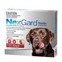 Nexgard Large 2 X 6 Pack Pet: Dog Category: Dog Supplies  Size: 0.4kg  Rich Description: Nexgard is a...