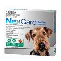 Nexgard Medium 2 X 6 Pack Pet: Dog Category: Dog Supplies  Size: 0.4kg  Rich Description: Nexgard is a...
