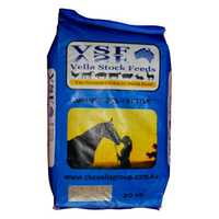 Vella Equine Cool Active Pellet 20kg Pet: Horse Size: 20kg  Rich Description: Vella Stock Feeds is an...