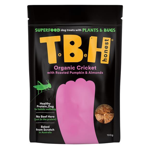 Tbh Pets Cricket Pumpkin Almonds Twin Pack Pet: Dog Category: Dog Supplies  Size: 0kg  Rich...