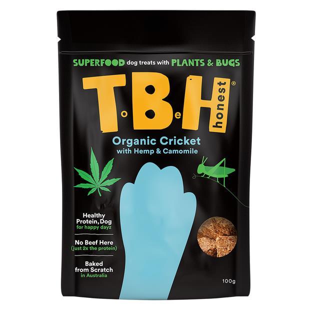 Tbh Pets Cricket Camomile Hemp 100g Pet: Dog Category: Dog Supplies  Size: 0.1kg  Rich Description: TBH...