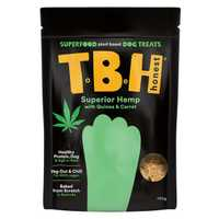 Tbh Pets Carrot Quinoa Hemp 100g Pet: Dog Category: Dog Supplies  Size: 0.1kg  Rich Description: TBH...