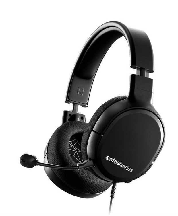 Made for all gaming platforms Same signature soundscape of the award-winning Arctis line Detachable...
