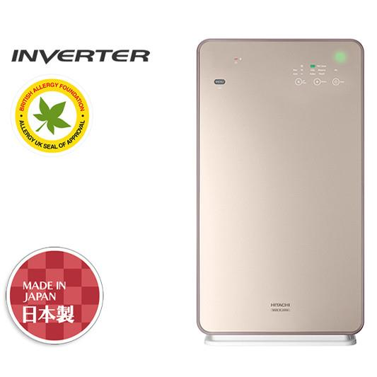 52m² Coverage Effectively Captures Fine Particles Allergen-Free HEPA Filter (PM 2.5) Air Purifier...