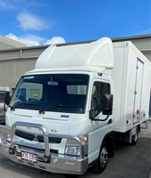 FOR SALE - $59k ONO- NEAR BRAND NEW - FUSO TRUCK 515 REFIGERATEDFirst Registered: 2019 KM: 3500GVM:...