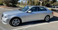 2013 Mercedes-Benz E250 CDI Avantgarde. Silver metallic color. 4.9L/100km fuel efficiency. Excellent...