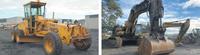 BIDNOW ONLINE AUCTIONENDS: WED 23 JUNE AT 3PM AESTFeaturing: - 2005 Caterpillar 535B Skidder- Komatsu...