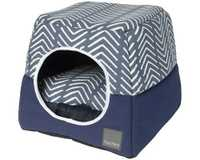 FUZZYARD SACATON CAT CUBBYYour cat may deserve to be treated like royalty, but don't bother with the...