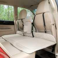 Kurgo Backseat Bridge Black Hampton Sand Each Pet: Dog Category: Dog Supplies  Size: 3kg  Rich...