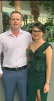 Madeleine Fulton & Travis Gattera  03.07.2021Congratulations.... Best Wishes, & Cheers.....The...