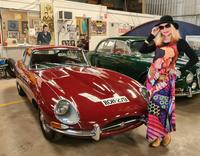 CLASSIC & BARN CAR AUCTION 17/71967XRGT FALCON replica 1973 XAGT COUPE replica1964 s/typejaguar...