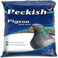 Peckish Pigeon Mix 20kg Pet: Bird Category: Bird Supplies  Size: 20.1kg  Rich Description: Made in...
