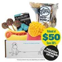 The Curious Chewer Dog Box Each Pet: Dog Category: Dog Supplies  Size: 0.5kg  Rich Description: Now...