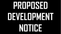 Proposed DevelopmentMake a submission from9 July 2021 to 30 July 2021High impact industry incl.