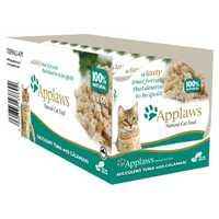 Applaws Tuna Fillet With Calamari Wet Cat Food 10 X 60g Pet: Cat Category: Cat Supplies  Size: 1kg...