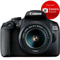 EOS 1500D Body EF-S 18-55mm f/3.5-5.6 IS III Lens 24.1 Megapixels 100-6400 ISO Range Built-in Creative...