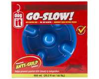 DOGIT GO SLOW BOWL 1.2L - BLUEYou've tried all the tricks in the book to get your dog to eat slower but...