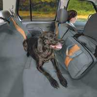 Kurgo Wander Car Hammock Charcoal Each Pet: Dog Category: Dog Supplies  Size: 1.5kg  Rich Description:...
