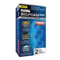 Fluval Bio Foam Max 406407 Pet: Fish Category: Fish Supplies  Size: 0.1kg  Rich Description: Filled...