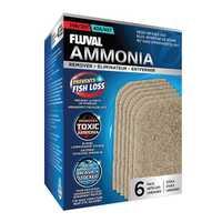 Fluval Ammonia Pads 6 Pack Pet: Fish Category: Fish Supplies  Size: 0.1kg  Rich Description: Filled...