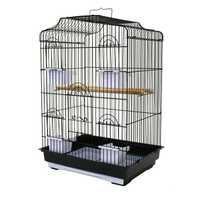 Paradise Pagoda Top Bird Cage Each Pet: Bird Category: Bird Supplies  Size: 4.3kg  Rich Description:...