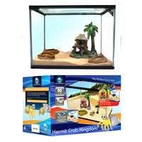 Aquatopia Hermit Crab Kingdom Each Pet: Reptile Category: Reptile & Amphibian Supplies  Size: 5.8kg...