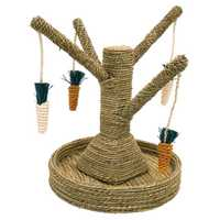 Rosewood Bunny Fun Tree Each Pet: Small Pet Category: Small Animal Supplies  Size: 1kg  Rich...