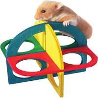 Rosewood Play N Climb Kit Each Pet: Small Pet Category: Small Animal Supplies  Size: 0.9kg  Rich...