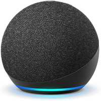 """1.6"""" speaker 3.5 mm line out Voice control your entertainment Ready to help Control your smart home..."""