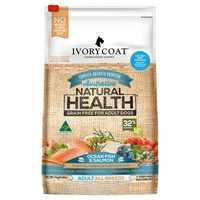 Ivory Coat Grain Free Ocean Fish 2 X 13kg Pet: Dog Category: Dog Supplies  Size: 26kg  Rich...