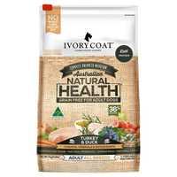 Ivory Coat Grain Free Turkey Duck 2 X 13kg Pet: Dog Category: Dog Supplies  Size: 26kg  Rich...