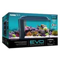 Fluval Sea Evo Saltwater Nano Kit 52L Pet: Fish Category: Fish Supplies  Size: 14.5kg  Rich...