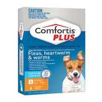 Comfortis Plus Small Orange 6 Pack Pet: Dog Category: Dog Supplies  Size: 0.1kg  Rich Description:...
