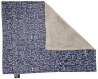 LA DOGGIE VITA INDIGO BLANKET LARGEThere's nothing a jumbo-sized dog loves more after a long day of...