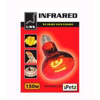 Urs Infrared Spot Lamp 40w Pet: Reptile Category: Reptile & Amphibian Supplies  Size: 0.1kg  Rich...