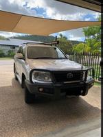 Landcruiser Wagon 4.5L  T Diesel Automatic 7 seaterKeyless start, parking sensors,window tinting...