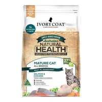 Ivory Coat Dry Cat Food Mature Salmon 3kg Pet: Cat Category: Cat Supplies  Size: 4.1kg  Rich...