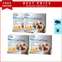 Nexgard is a monthly flea and tick protection and treatment. Fleas and ticks are killed with this...