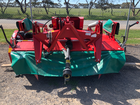 S/H KVERNELAND 3632FR FRONT MOUNTED MOWER CONDITIONER
