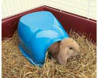 SAVIC COCOON SMALL ANIMAL HOUSE 34CMX26.5CMX15CMCocoon houses give small animals a burrowing effect.