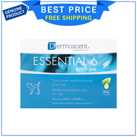 Essential 6 for Cats is a revolutionary skin and coat care product. It helps cats maintain healthy skin...
