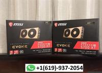 A powerful 100 percent authentic, 100 percent brand new msi radeon rx 5700 xt evoke overclock gddr6...