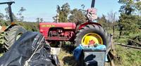 David Brown TractorSecond hand David Brown 990 Implematic